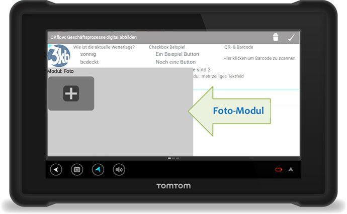 3Kflow Geschäftsprozesse digital abbilden Foto-Modul