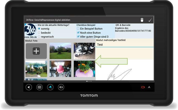 3Kflow Geschäftsprozesse digital abbilden Fotos machen